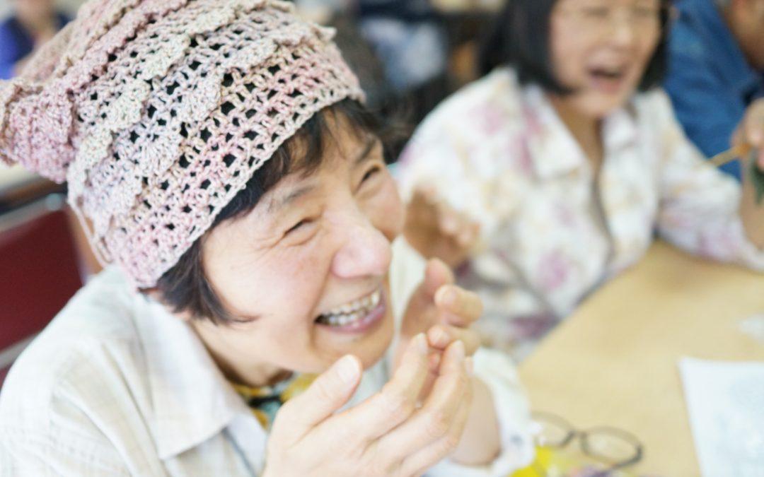 【第4回編み物教室開催 in 堺市】 府大の学生も参加しました