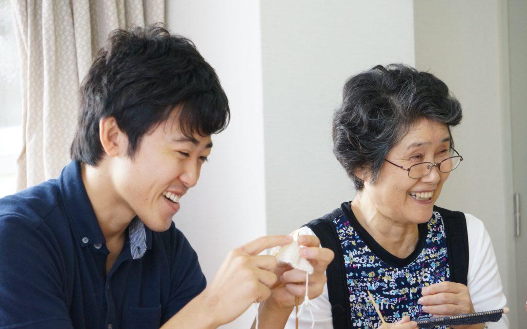 【第7回編み物教室開催 in 堺市】