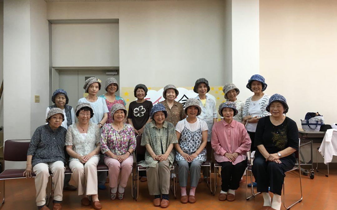 【第18回 編み物教室開催 2016/9/4 】