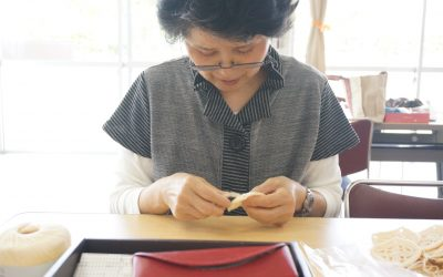 【第26回 編み物教室開催 2017/5/14 】