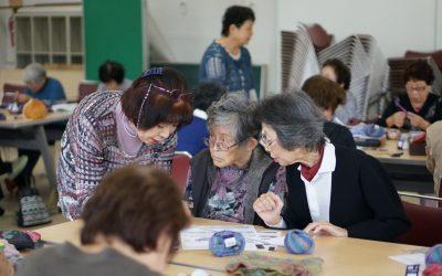 【第30回 編み物教室開催 2017/10/7 】