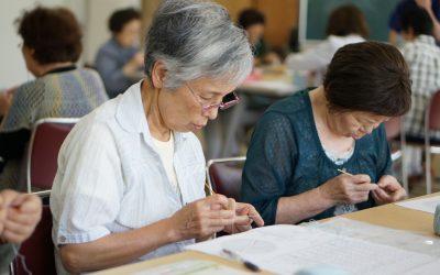 【第38回 編み物教室開催 2018/6/24 】