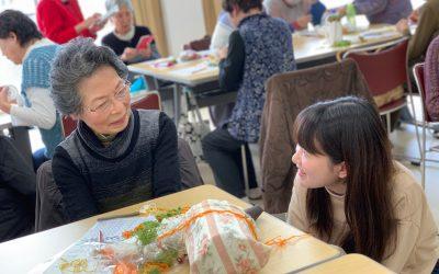 【第45回 編み物教室開催 2019/3/10 】